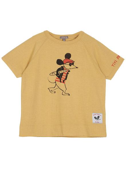 T-shirt - Paille Titi
