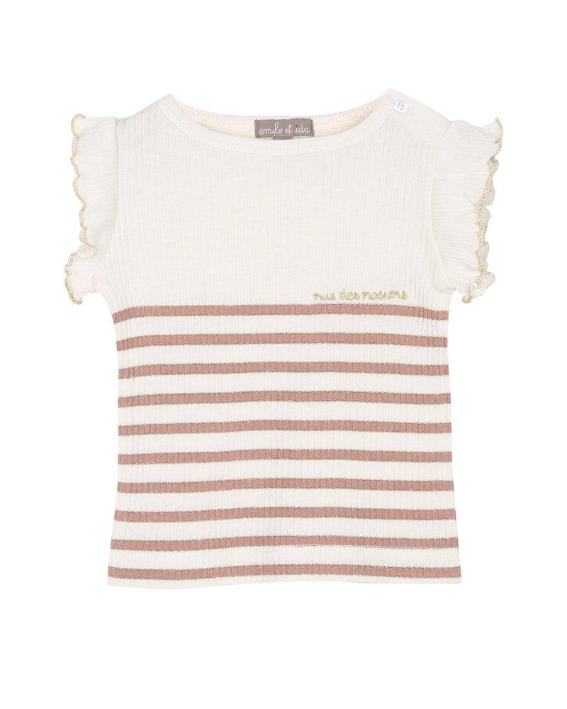 T-shirt - Rose