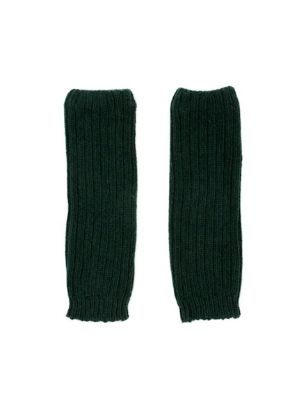 Legwarmers - Ellie Dark green