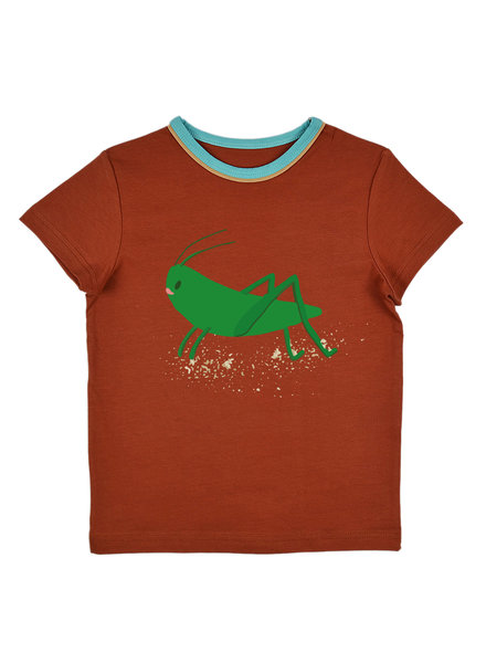 T-Shirt - Grasshopper Ginger Bread