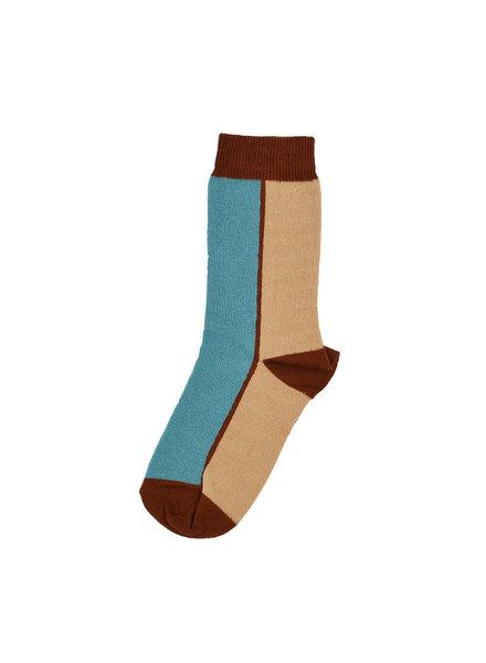 Socks - Aqua