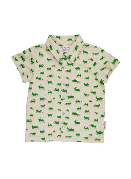Shirt - Short Sleeve Grasshopper