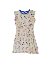 Dress - Ruffle Flowers