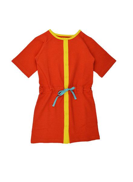Dress - Kaat Red Dots