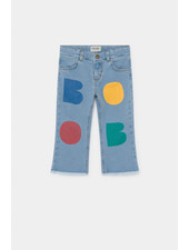 Pants - Multicolor Flared