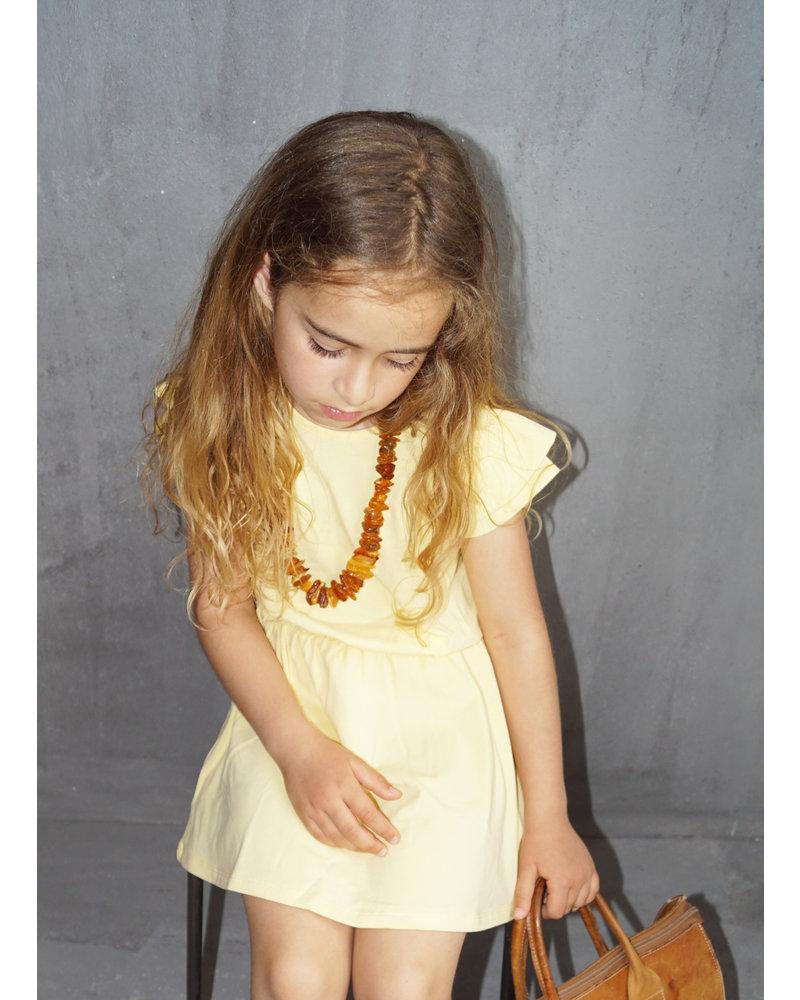 Dress - Yellow Ava