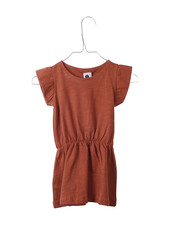 Dress - Dark Caramel Alma