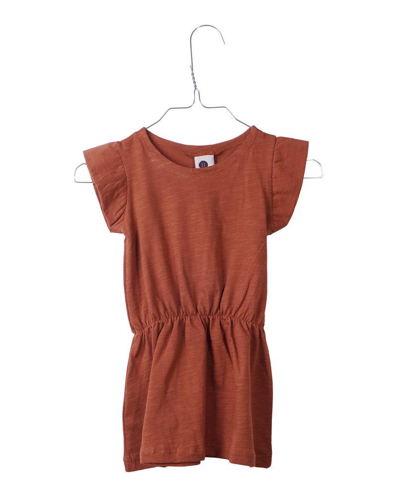 Dress - Dark Caramel Alma