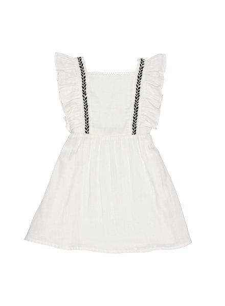 Dress - Graze Embroidered