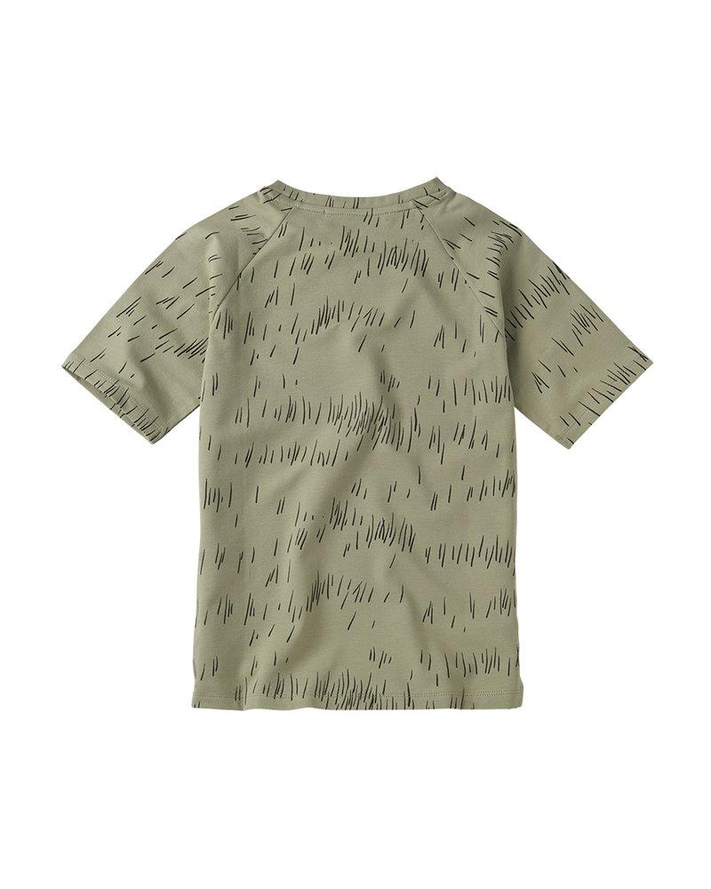 t-shirt grass - oak