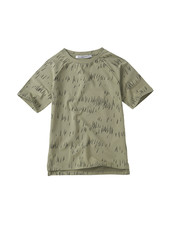 t-shirt grass - oak