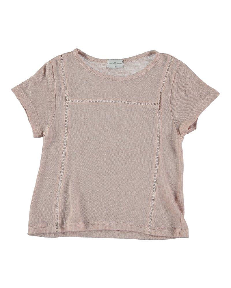 T-shirt - Pun pink