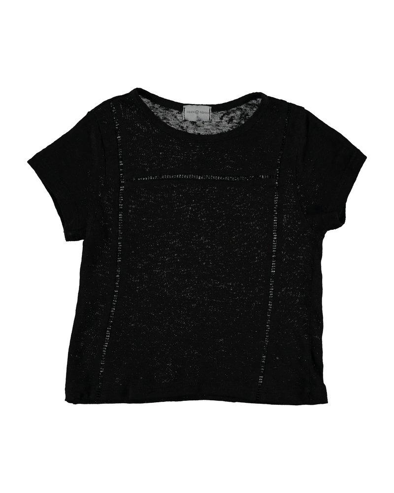 T-shirt - Pun black