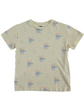 Bonmot T-shirt - Small Woodpekers Ivory