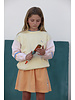Bonmot Sweatshirt - Brushstroke Melow Yellow