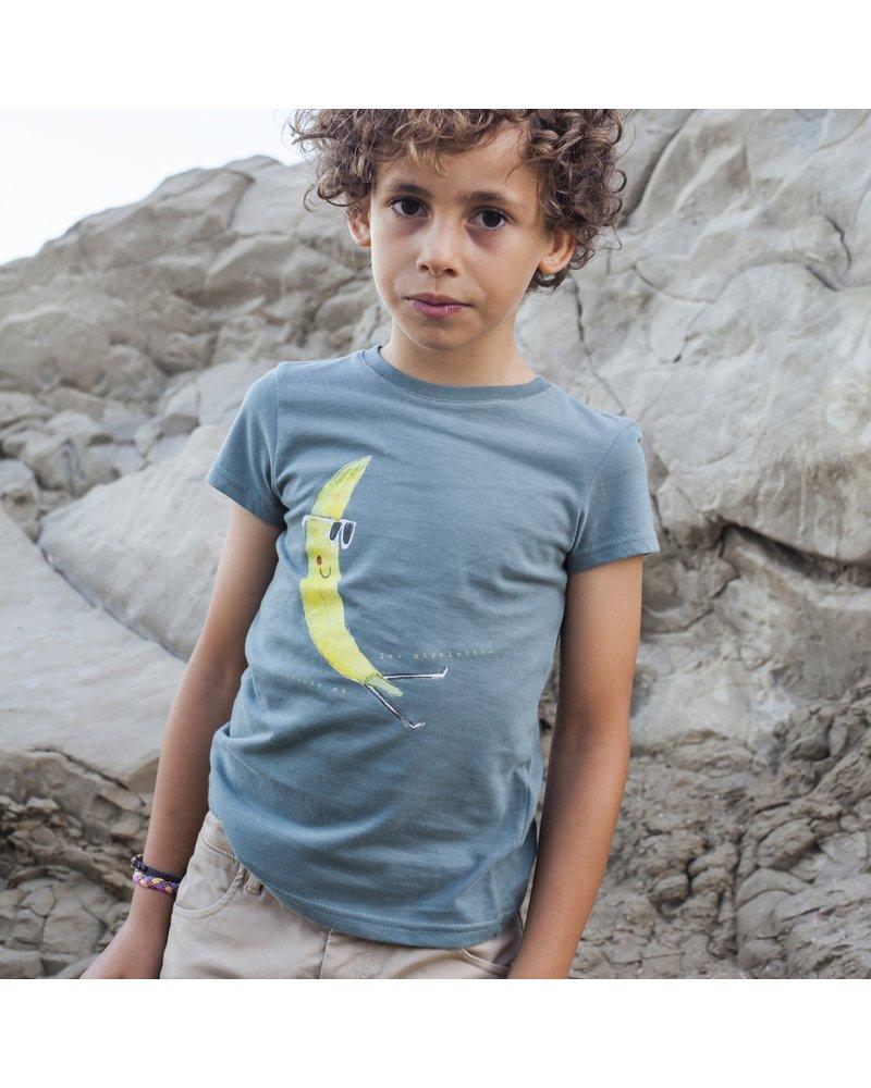 T-shirt - Banane Sauge