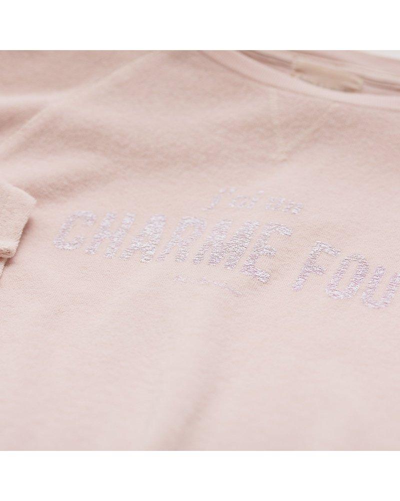 Sweater - eponge Charme Fou Poudre