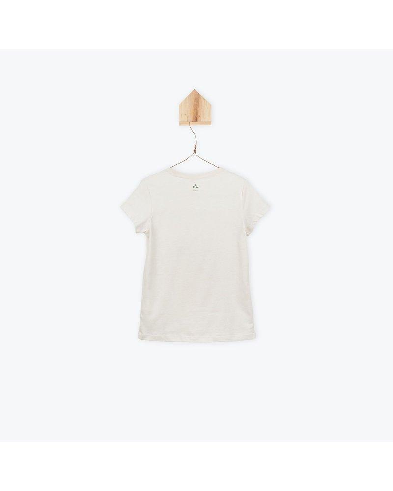 T-shirt - Super Surfeur Craie