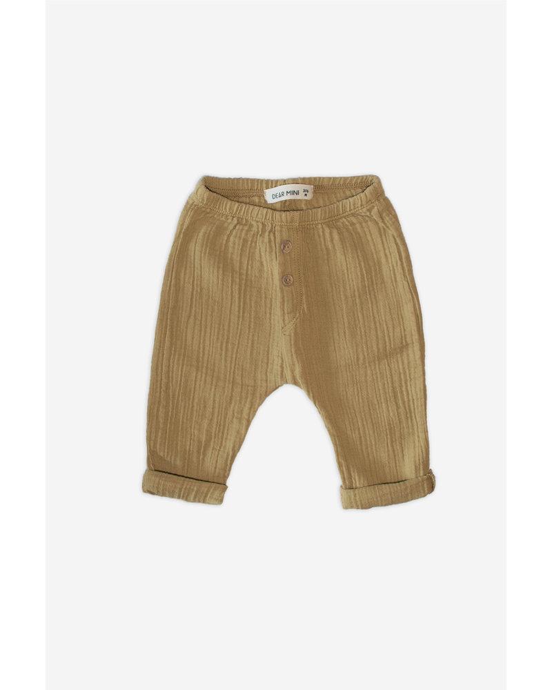 Pants - Turmeric Cotton