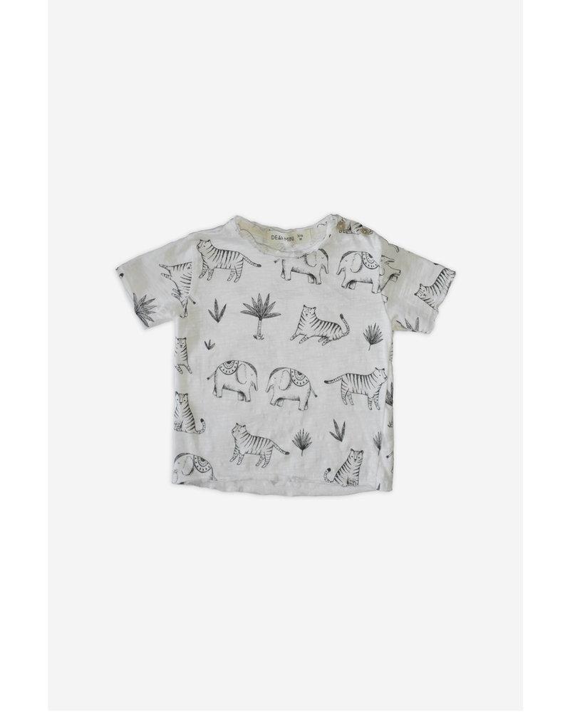 T-shirt - India Ecru