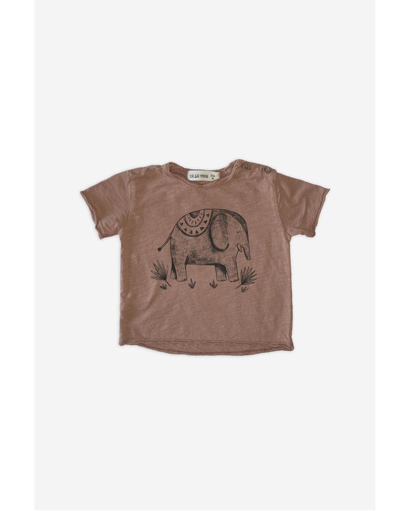 T-shirt - Elephant Clay