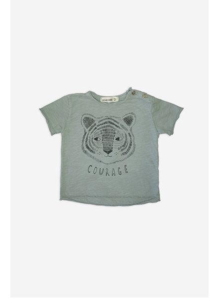 T-shirt - Tiger Sage Grey
