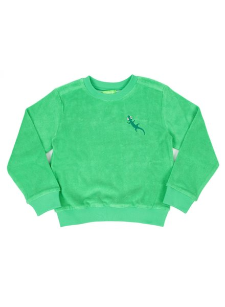 Sweater - Mika Poison Green