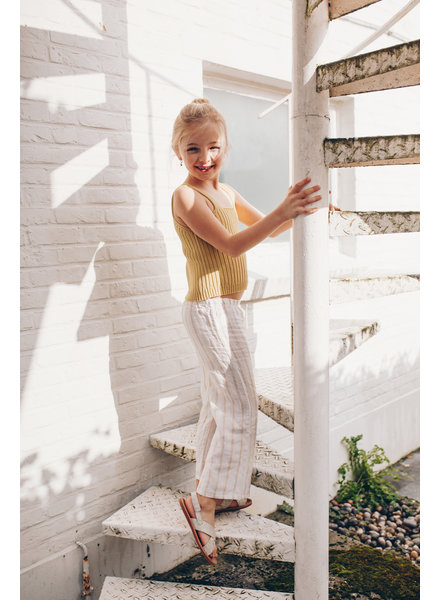 Trousers - Hillary beige