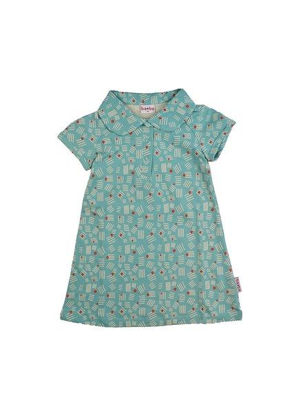Dress - Polo Zigzag