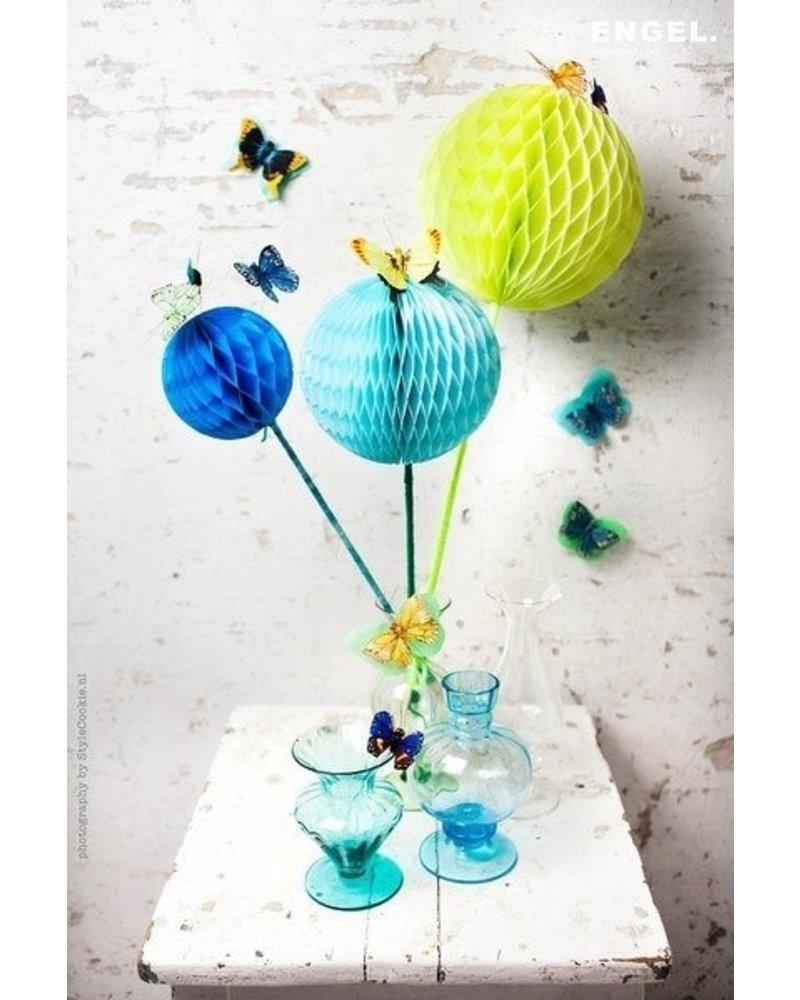 OUTLET // Honeycomb set van 3 - spring