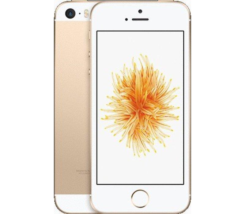 iPhone SE 64GB gold zo goed als nieuw