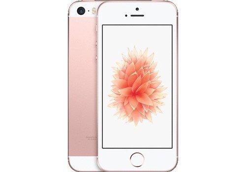 iPhone iPhone SE 64GB roze gold zo goed als nieuw