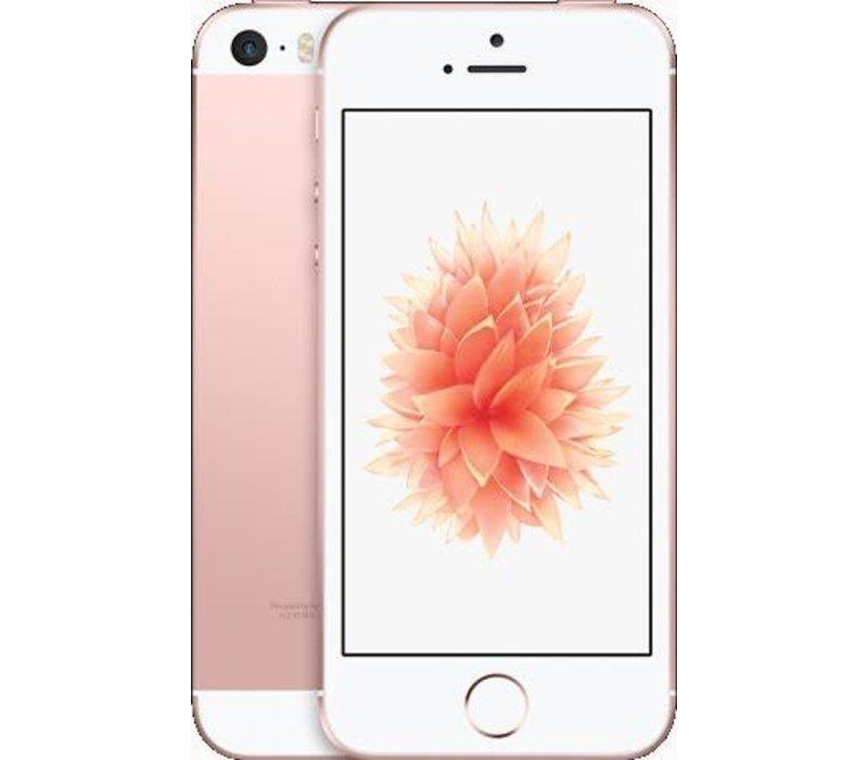 iPhone SE 64GB roze gold zo goed als nieuw