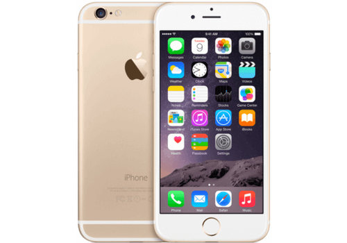 iPhone iPhone 6 Goud 64 GB zo goed als nieuw