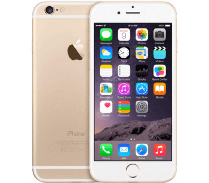 iPhone 6 Goud 64 GB zo goed als nieuw