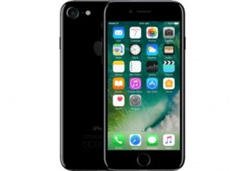 iPhone iphone 7 jet black 128GB zo goed als nieuw