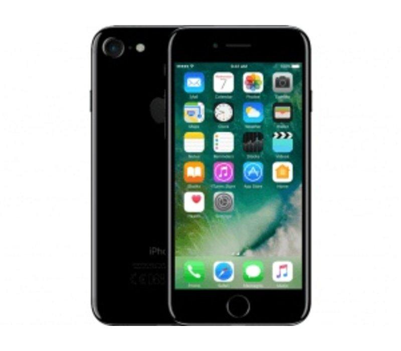 iphone 7 jet black 128GB zo goed als nieuw
