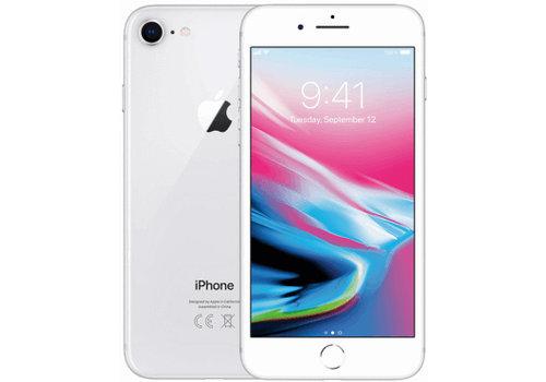 iPhone iphone 8 zilver 64GB zo goed als nieuw