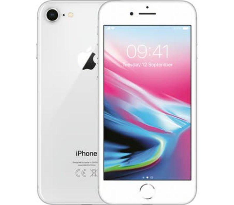 iphone 8 zilver 256GB zichtbaar gebruik