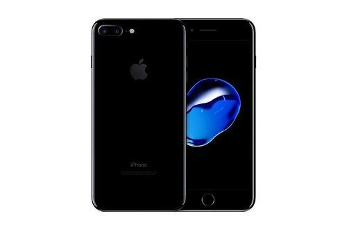 iPhone iphone 7 plus  256GB jet black zo goed als nieuw