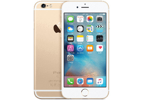 iPhone iphone 6S goud 64GB zo goed als nieuw
