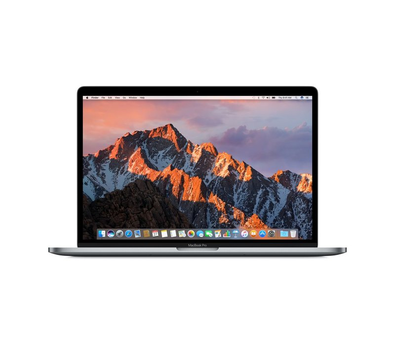 macbook pro 13 (17)  I5 8GB 256 SSD space grey
