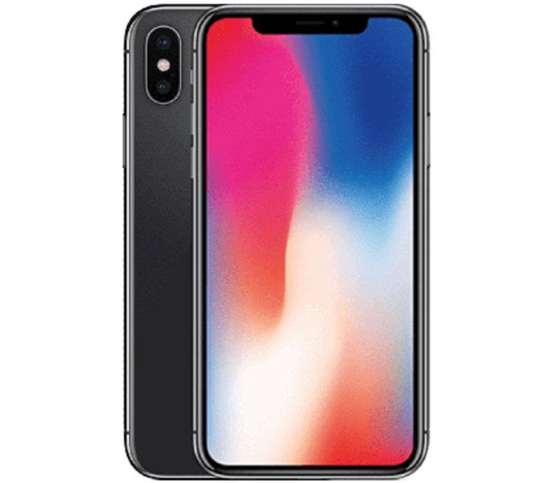 iphone x space grey 64GB zo goed als nieuw