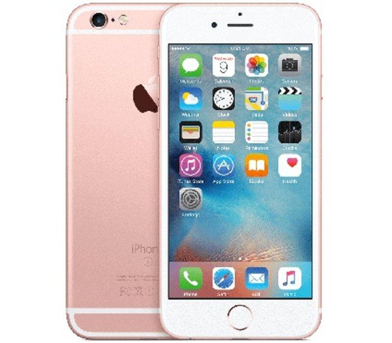 iphone  6S plus rose gold 64gb zichbaar gebruik