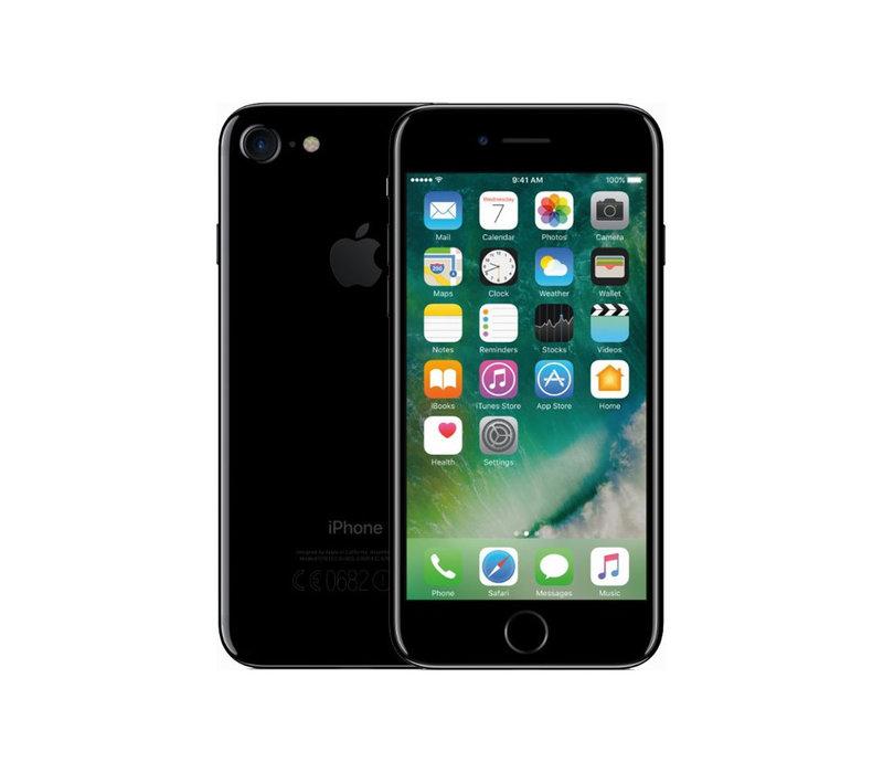 iPhone 7 - Jet Black - 32GB (zo goed als nieuw)