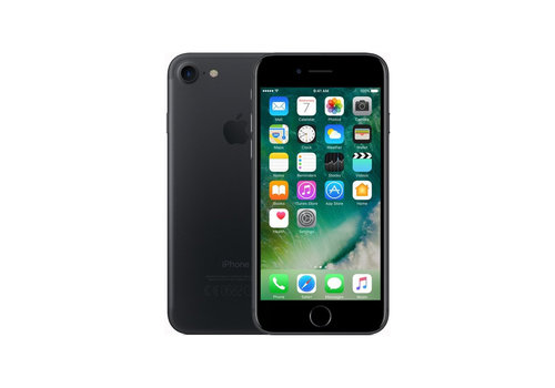 Apple iPhone 7 - Black - 128GB (nieuw)