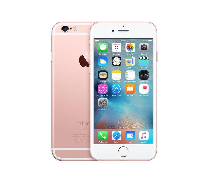 iPhone 6S - Rose Gold - 32GB (zo goed als nieuw)