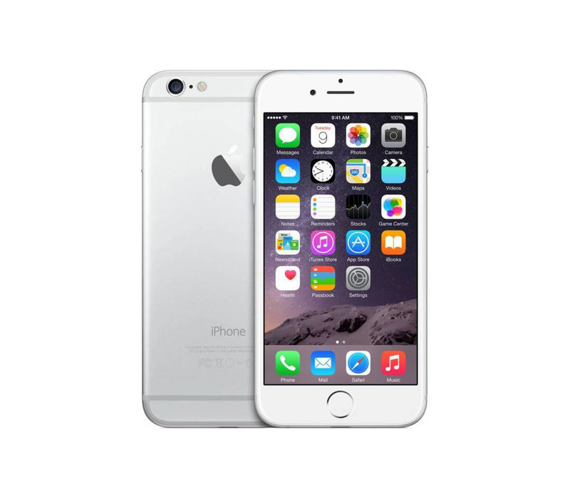 iPhone 6 - Space Grey - 128GB (nieuw)