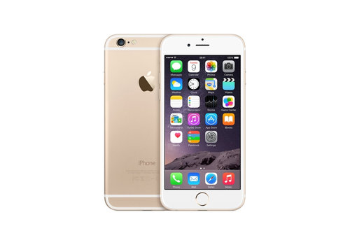 Apple iPhone 6 - Gold - 128GB (nieuw)
