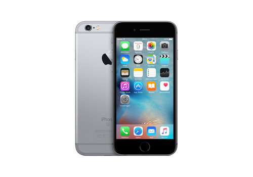 Apple iPhone 6S - Space Grey - 128GB (zo goed als nieuw)